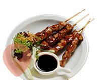 Yakitori Japanese soya breast meat